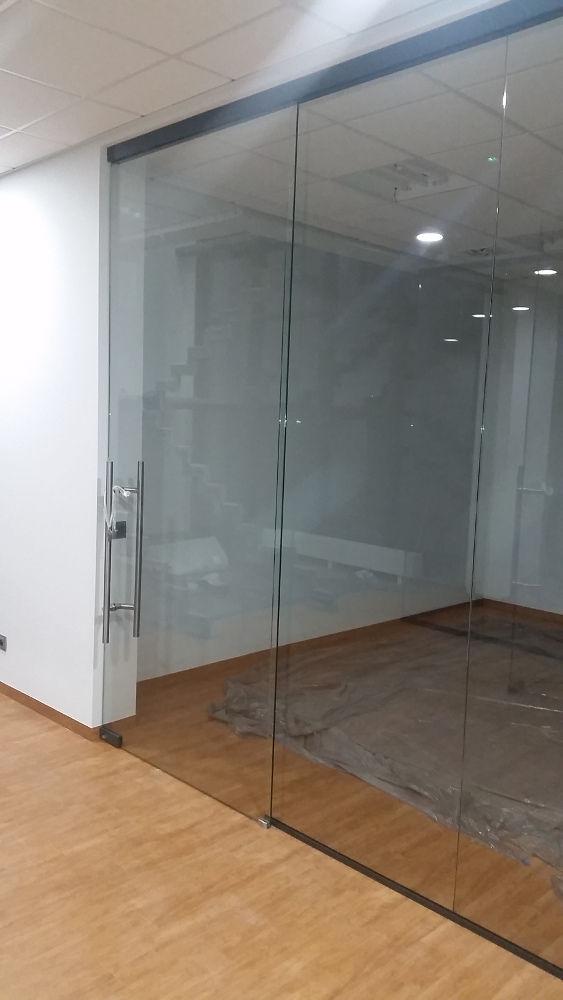 Ogromny Drzwi Szklane Na Wymiar Poznań • Korzystna Cena - Line-Glass SQ56