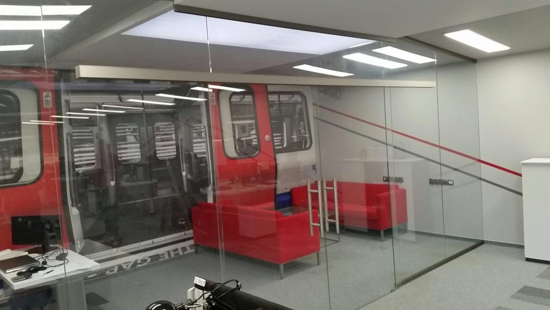 Topnotch Ścianki Szklane Poznań • Zabudowy • Korzystna Cena - Line-Glass NI95