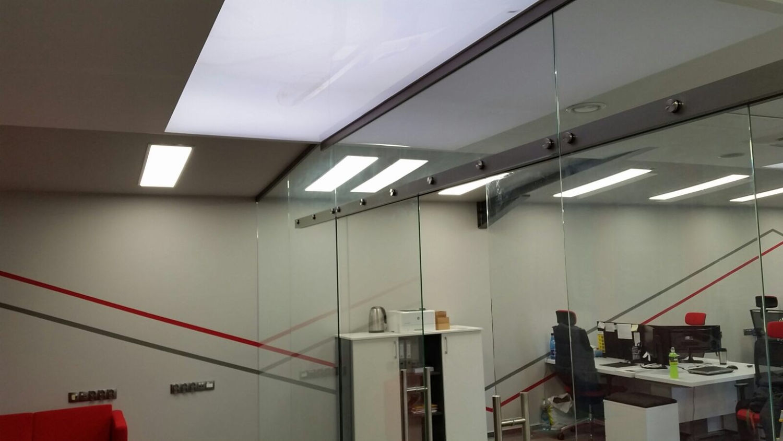 Topnotch Ścianki Szklane Poznań • Zabudowy • Korzystna Cena - Line-Glass BX38